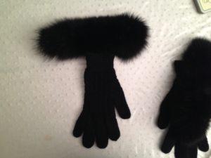 Påsyning af pels