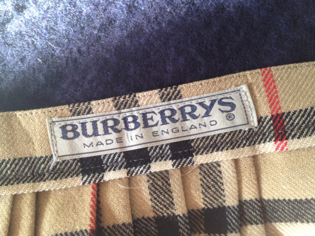 Vintage Burberry