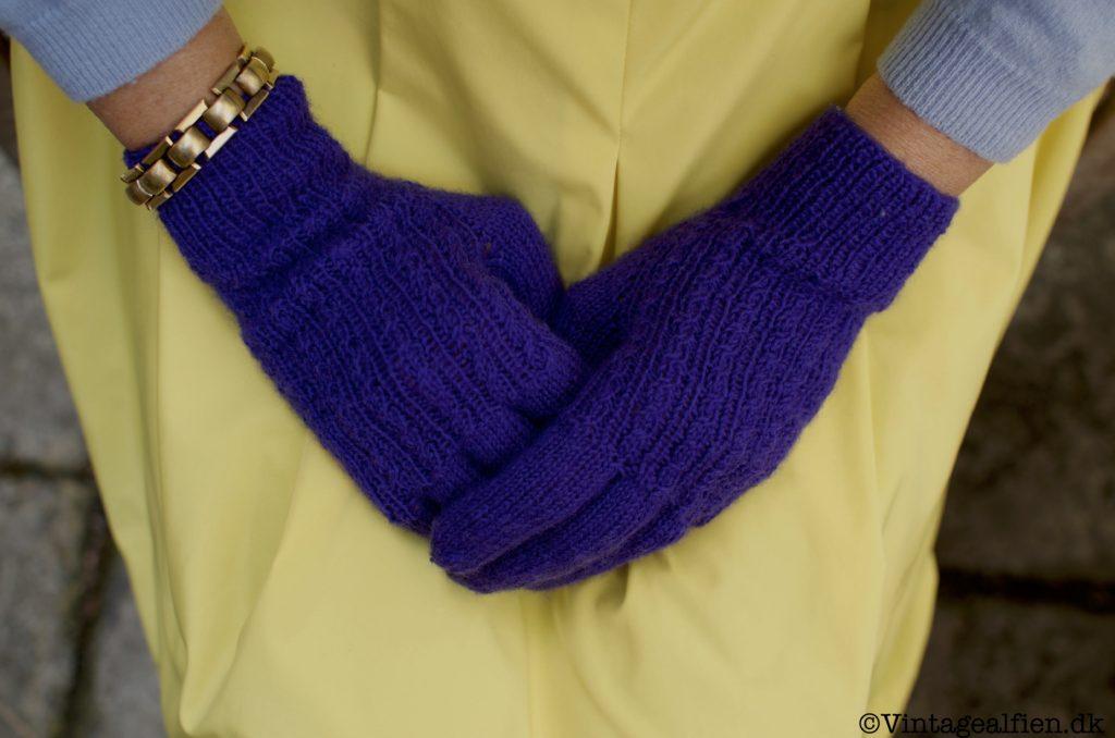 Fingerhandsker