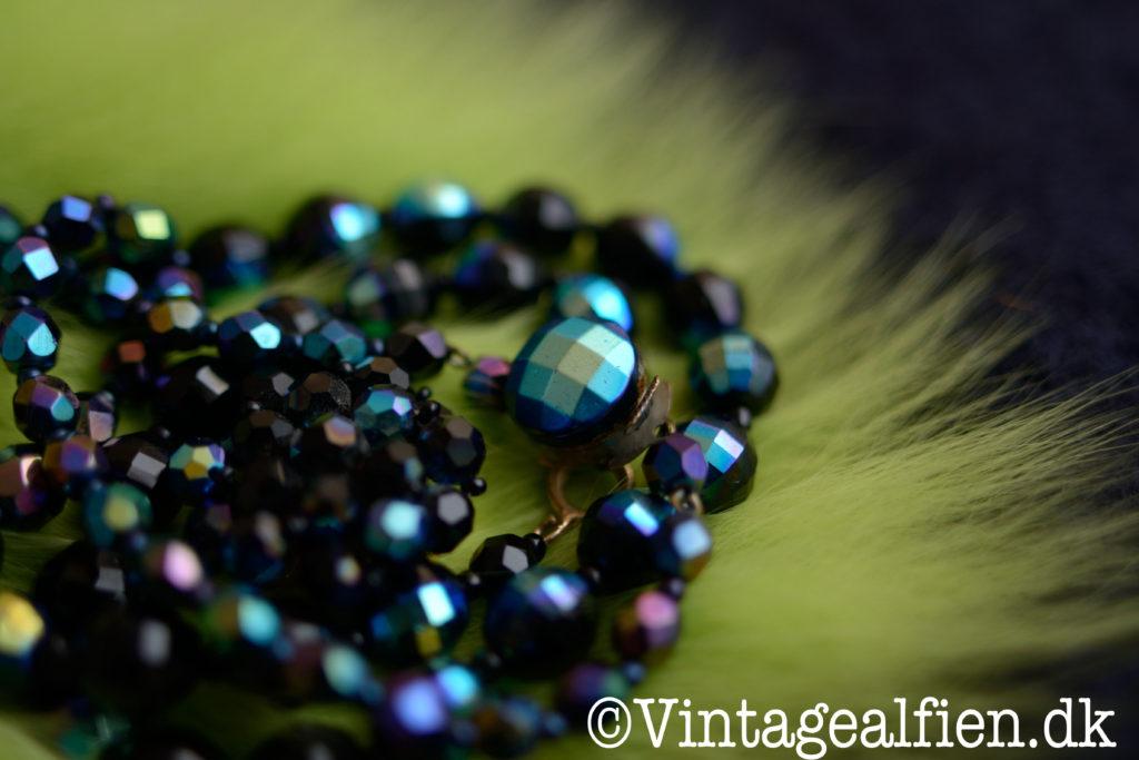 Carnival pearls på pels