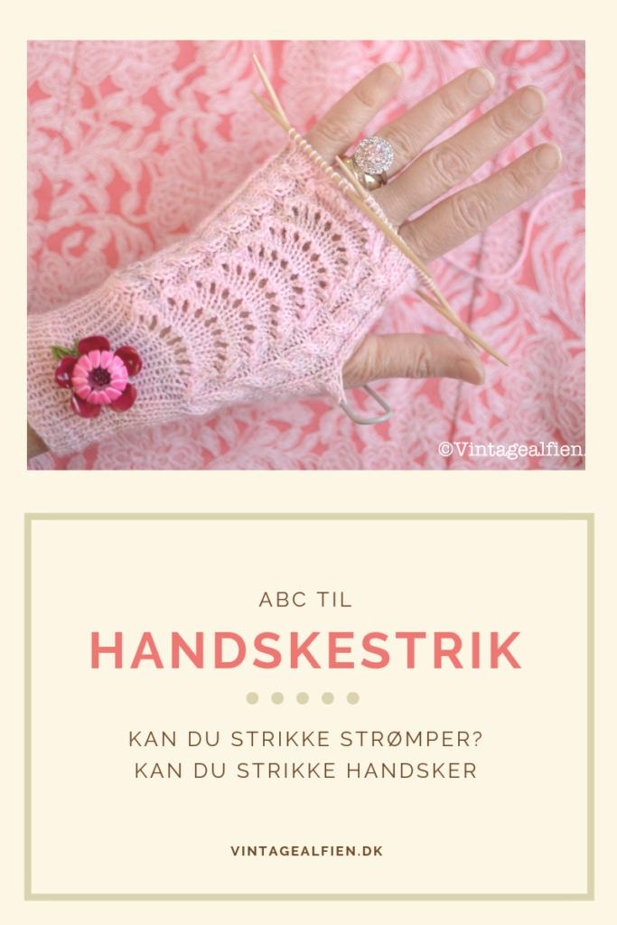 Handskestrik