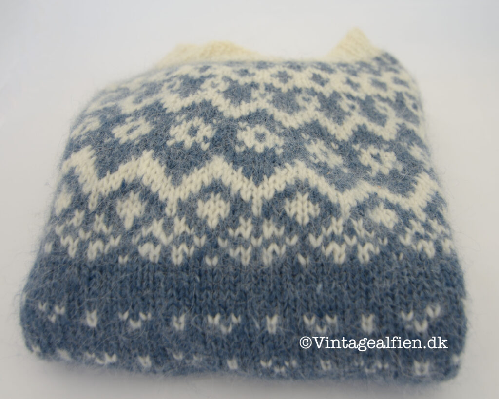 At strikke en islandsk sweater tager ikke så lang tid