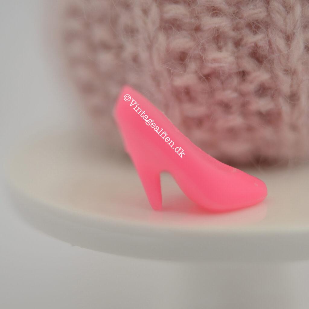 Pink Barbiesko i plast